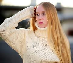 Blonde sexy turtleneck sweatergirl (Mytwist) Tags: wool woman woolfetish fashion fetish female fuzzy retro turtleneck rollneck sweater style sweatergirl knitwear sexyteen mytwist heavy