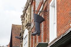 shoe (Stefan Giese) Tags: canon 6d 24105mm england grossbritannien english schuh stiefel show overknee