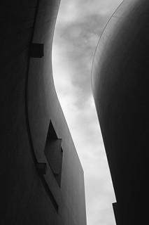 Richard Meier. MACBA #13