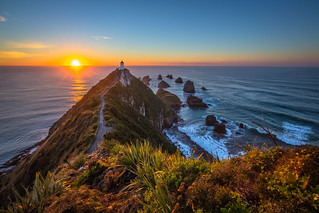 Nugget Point Sunrise