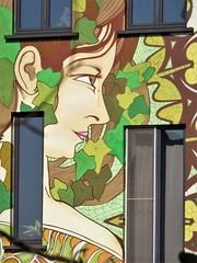 Brades / St-Amandsberg - 8 apr 2017 (Ferdinand 'Ferre' Feys) Tags: gent ghent gand belgium belgique belgië streetart artdelarue graffitiart graffiti graff urbanart urbanarte arteurbano hard