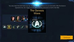 The Genesis Wave Faction Event (Captain Neevok) Tags: disruptorbeam startrektimelines klingon vulcan galaxyevents startrektimelinesvideogame