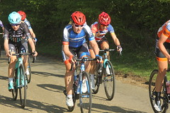 Nettleton Hill (Steve Dawson.) Tags: tourofthewolds britishcycling cycle race bikes peloton nettleton hill lincolnshire wolds england uk canoneos50d canon eos 50d ef28135mmf3556isusm ef28135mm f3556 is usm 9th april 2017