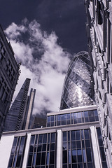 Infrared London April 16th 2017 (2 of 66) (johnlinford) Tags: canon40d canonefs1022 infrared infraredlandscape infraredlondon london cityoflondon city skyscraper