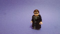 D. B. Cooper (TheMooseFigs) Tags: lego d b cooper
