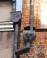 Torun - DSC00427 (Chris Belsten) Tags: hanseatic wall hansa medieval walledcityteutons prussia torun gothic oldtown poland brick centraleurope europeanhistory prussian walledtown city stockcategories