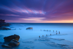 Stoppin' Time (Rodney Campbell) Tags: maroubra mahon pool sunrise bigstopper water cpl longexposure gnd09 rock clouds newsouthwales australia au