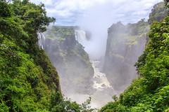Victoria Falls (Ralph Apeldoorn) Tags: africa mosioatunya southernafrica victoriafalls waterfall waterval zimbabwe matabelelandnorthprovince