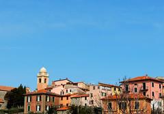 Montemarcello (anto_gal) Tags: liguria laspezia 2017 ameglia montemarcello paese panorama borghipùbelli
