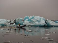 Islandia (lolmost) Tags: agua glaciar islandia hielo blanco azul frio