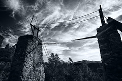 Don't Be Long (Matías Brëa) Tags: virado ruinas arquitectura mina