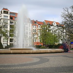 Fontäne auf dem Viktoria-Luise-Platz thumbnail