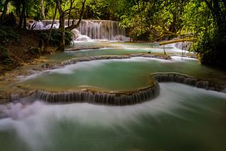 Kuangsi waterfall 2