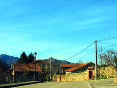 Celis (Cantábria) (sebastiánaguilar) Tags: 2016 celis cantabria santander españa calles carreteras