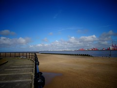 Across The River Mersey From New Brighton April 2Nd 2017 (mrd1xjr) Tags: across the river mersey from new brighton april 2nd 2017