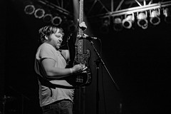 PEARS at Knitting Factory Boise _ Treefort - by The Tyler Price-3089 (Treefort Photo Dept) Tags: pears knittingfactory theknittingfactoryboise punk blackandwhite treefort2017 treefort