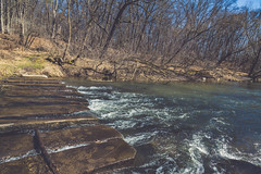 Whitewater River - Carley State Park, Minnesota (Tony Webster) Tags: carleystatepark minnesota minnesotastatepark whitewaterriver hike hiking hikingtrail outdoor spring statepark trail plainview unitedstates us