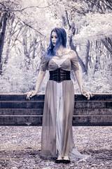 AA1726317 (Dervish Images) Tags: gothic taranaki dervishimages russdixon arcangel arcangelimages rm rightsmanaged conceptual