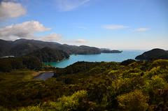 Abel Tasman National Park, NZ (phudd23) Tags: coast sea abeltasman nationalpark abeltasmannationalpark nz newzealand southisland