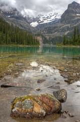 Lake O'Hara (Nola Nate) Tags: lakeohara yohonationalpark banffnationalpark canadianrockies mountains lake landscape nature reflection ibeauty canada britishcolumbia bc