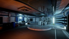 Waking Chambers (Gothicpolar) Tags: turing test space ship scifi game pc screenshot scene pretty