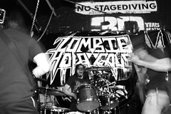 Zombie Holocaust @ 924 Gilman 4/7/2017 (IngyJO) Tags: 924gilman 924 punk punkclubs metal thrash zombieholocaust berk antitrump concertphotography musicvenues eastbaypunk eastbay