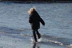 Belgian coast (Natali Antonovich) Tags: belgiancoast seasideresort seaside seashore seaboard northsea sea nature landscape sunset horizon water sun sky reflection tradition children childhood