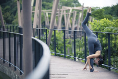 Kelin -02 (reubenng) Tags: photographyislife portrait portraitphotography canon canonsg canonsingapore singapore punggolwaterway canon5dsr canon70200 yoga outdoor outdoorphotography