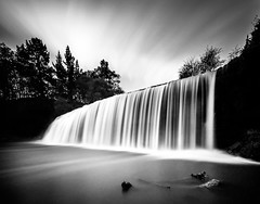 Rere: (verb) to flow (ajecaldwell11) Tags: longexposure rere falls waterfall ankh water gisborne caldwell povertybay