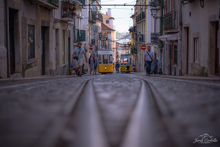 Funicular Lisbon.