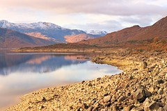 Loch Cluanie (ShinyPhotoScotland) Tags: anthropocene areas art autumn balance brightsunlight calm camera circularpolariser colourful composition contentment contrasts digikam distance emotion equipment existentialist filter gradnd25 happy harmony highlands landscape landwater lens light lightanddark lines lochcluanie lochshore luminancehdr manipulated mankindnature memories moment nature nd64 nearfar nearmidfardistance nisi olympus1240mmf28 olympuspenf photography places projects rawconversion rawtherapee relaxed rockwater rugged rules scotland seasonal shapeandform shapely snow sumptuous sunlight sunny tonemapped tranquil vista warm weather zen