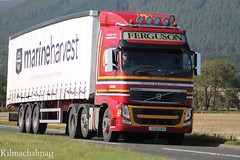 Ferguson Transport Corpach Volvo FH SY10 CEV (Kilmachalmag) Tags: trucks shipping annat lorries corpach hgv lorrys kishorn marineharvest
