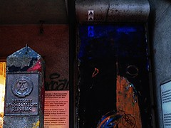 DDR (Massimo Gerardi) Tags: camera school trees people cloud berlin moleskine fountain germany deutschland mine leute metro cloudy kunst aircraft railwaystation ubahn alexanderplatz ddr fernsehturm zenit sbahn turm bahn month trabant berliner germania mauer holyday hauptbahnof berlino marmor reichtstag tumblr totebag tincan fischermansfriend brandeburgsgate brandeburgtr subwaystatio galeriselafayette