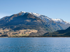 Lake Wanaka, Central Otago, New Zealand (goneforawander) Tags: new newzealand mountain west landscape outdoors island coast nikon scenery natural south southern zealand backpacking nz otago makarora d90 aoteoroa goneforawander