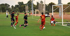 "RSL-AZ U-17/18 vs. Chivas USA • <a style=""font-size:0.8em;"" href=""http://www.flickr.com/photos/50453476@N08/15219315867/"" target=""_blank"">View on Flickr</a>"