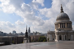 DSC_5054 London One New Change Vista of St Paul's Cathedral (photographer695) Tags: new london st one cathedral pauls vista change