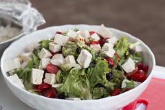 Asian Caprese Salad (acyee) Tags: wedding hawaii northshore weddings acyee acyeefav loulupalms candaceandjoe acyeefav3