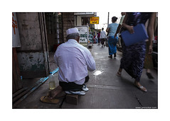feet (jrockar) Tags: life street city travel people urban 3 beautiful canon photography shot mark candid yangon burma iii streetphotography documentary snap human madness instant l 5d myanmar moment everyday ef f4 1740 mk rangoon ordinary subtle f4l ordinarymadness