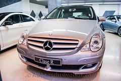 Mercedes -Benz Clase R 350 4 Matic - 272 c.v - Plata Cubanita Metalizado