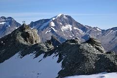 Allalin (Lionel - Photo) Tags: lake mountains landscape schweiz switzerland nikon suisse lac glacier helvetia paysage montagnes saasfee allalinhorn allalin saastal allalingletscher helvtie nikond5300 lionelphoto valledesaas