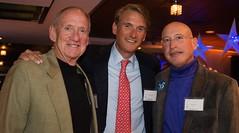 Arthur Richter, Oli Bennett and Peter Neivert (Photo by Jen Bonin)