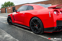 """RAYS 57FXX Gramlights - Nissan GT-R • <a style=""""font-size:0.8em;"""" href=""""http://www.flickr.com/photos/64399356@N08/15227832687/"""" target=""""_blank"""">View on Flickr</a>"""