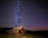 Milky Way at the Thomas Moulton barn (Marvin Bredel) Tags: light sky lightpainting mountains night barn stars bravo historic astrophotography wyoming teton jacksonhole milkyway moulton grandtetonnationalpark jacksonwyoming mormonrow canoneos6d tamoulton marvinbredel thomasmoulton