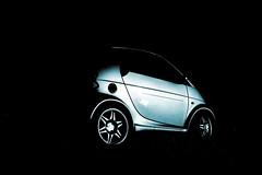 Smart Art (Lesneyman) Tags: art smart car mercedes cabrio coupe smartcar mcc daimler roadster brabus fortwo