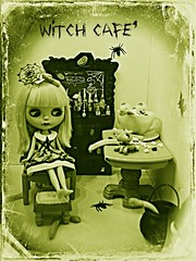 Witch Cafe'