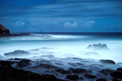 Flinders seascape 2 (mkfergus) Tags: blue sea beach surf waves pentax elements flinders k30 pentaxart