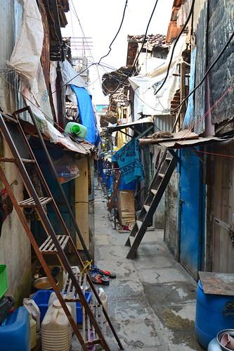 India - Maharashtra - Mumbai - Dharavi Slum - 2