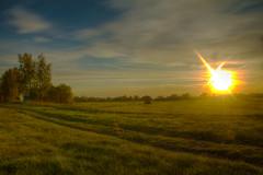 Sunset (s.luzin) Tags: sunset canon hoya 18mm 18135 60d nd500