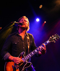 The Jamie McLean Band with George Porter Jr & Runnin' Pardners at the Hamilton, Washington, DC, September 17, 2014