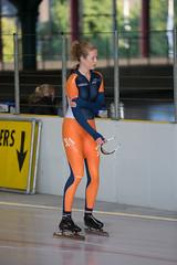 A37W0583 (rieshug 1) Tags: nijmegen dames schaatsen speedskating heren triavium eisschnelllauf dutchclassics triaviumnijmegen triaviumicerink